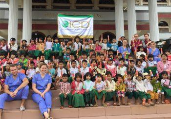 Kalaw – Gemeinsam mit Studenten aus Myanmar