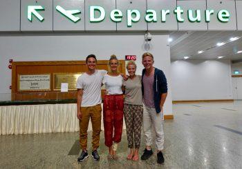 Abschied von Myanmar